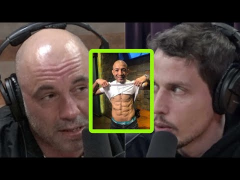 Joe Rogan on Jose Aldo's Shocking Weight Loss