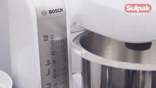 Кухонний комбайн Bosch MUM4880 Розпакування (Sulpak.kz)