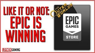 Epic Claims Outer Worlds As Exclusive, And Steam Users Are Angry AF