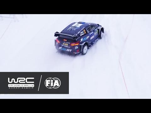 Ралли Швеции WRC: финиш