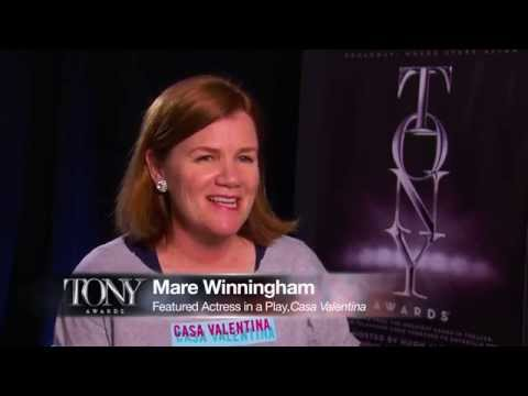 2014 Tony Awards Meet the Nominees: Mare Winningham