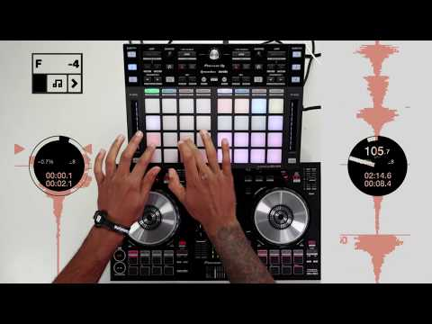 Pioneer DDJ XP2 & DDJ SB3 Performance - Hip Hop, EDM & House DJ Mix