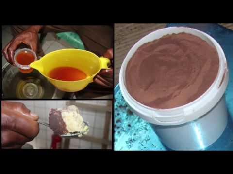 Transformation des fèves de cacao