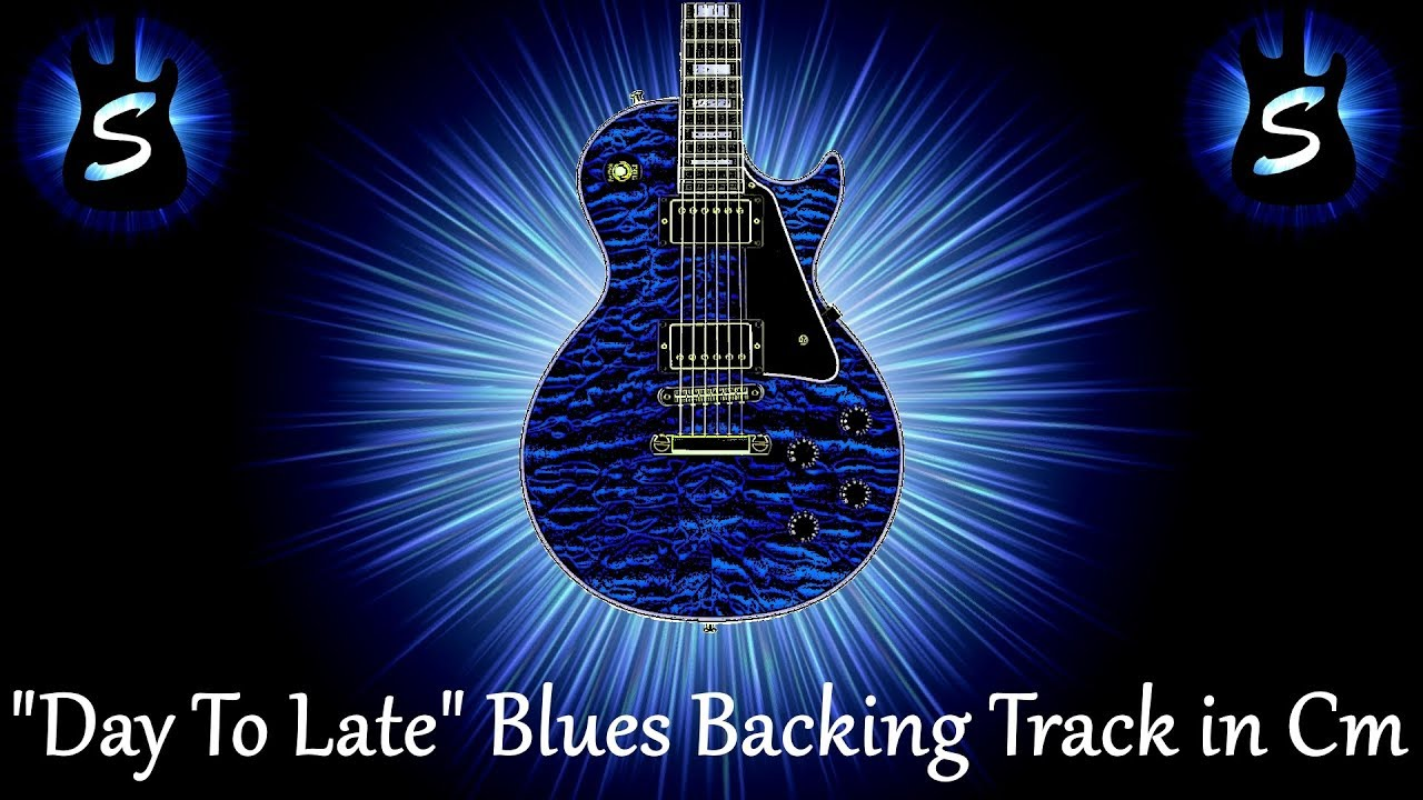 Free Blues Guitar Backing Tracks MP3 Download