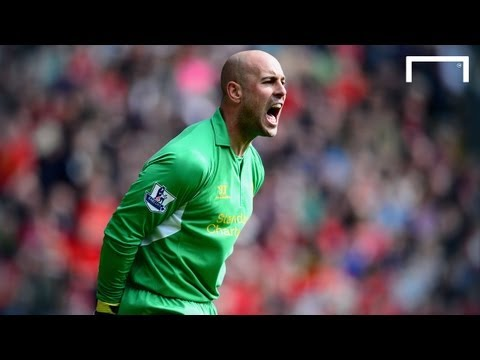 Reina hits out at Liverpool