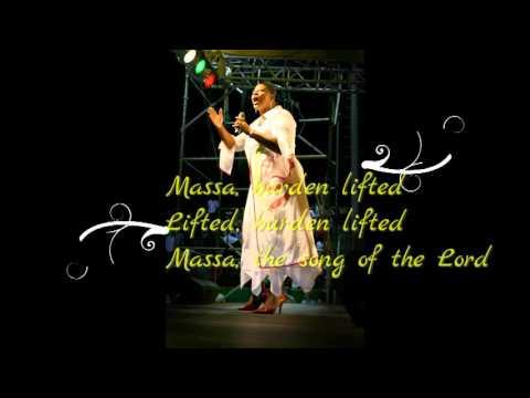 Massa  (lyrics) written by Rev Angela Williams