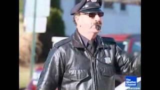 Providence RI Traffic cop.flv