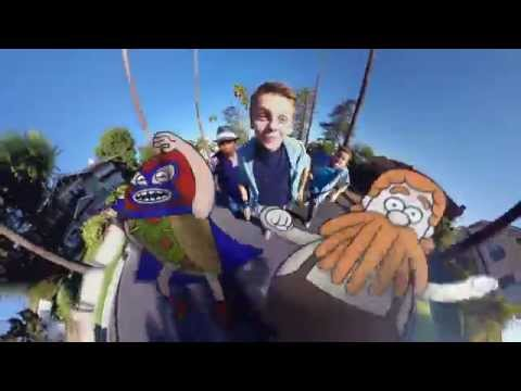 Kirby Buckets Neighborhood - Monday Night at 8p – Disney XD Official