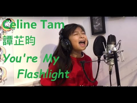 You're my Flashlight Jessie J covered by Celine Tam