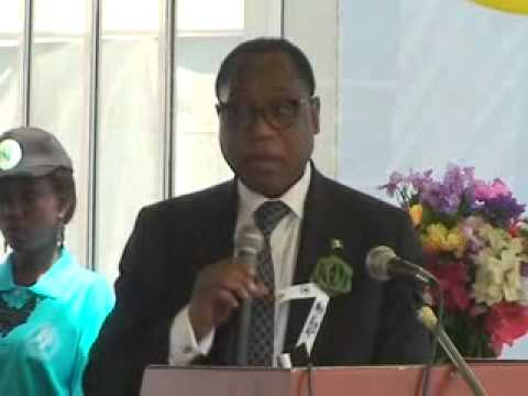 Lagos Int'l Trade Fair - 2012 - Opening Ceremony - Presidential Speech By Olusegun Aganga - Part 3