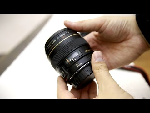 Canon EF 100mm f/2 USM lens review with samples (Full-frame and APS-C)