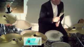 Haloo Helsinki - Beibi (Drum Cover)