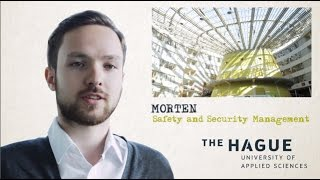 Safety and Security Management Studies studieren an der The Hague University of Applied Sciences