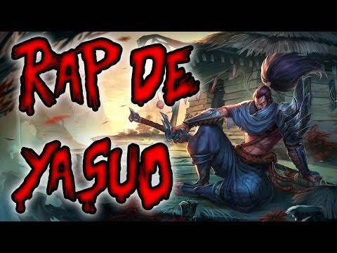 RAP DE CAMPEONES ||| YASUO  ||| SHARKNESS