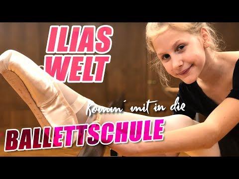 ILIAS WELT - Komm´ mit in die Ballettschule