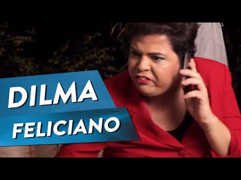 Dilma liga para Marco Feliciano