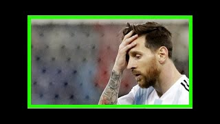 Breaking News | Lionel Messi scoreless in Group D's 2nd match against Croatia