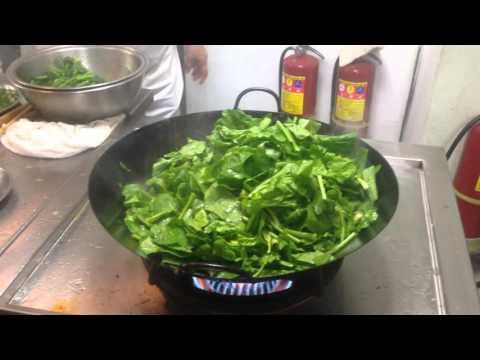 大廚在我家-保師傅傳授超完美炒青菜