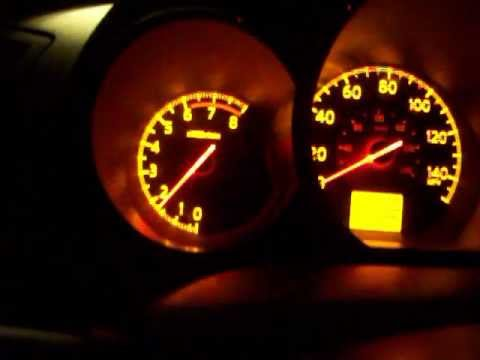 Nissan Altima rpm problem