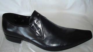 Итальянская мужская обувь мода  и стиль новая обувь для мужчин(, 2015-03-23T12:00:01.000Z)
