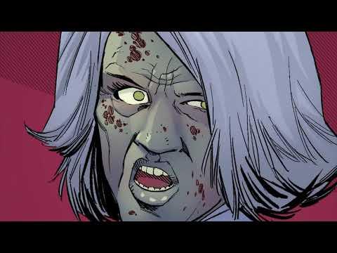 Dying Light 2 Stay Human — Banshee Comic Book Reveal