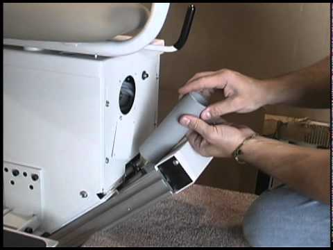Troubleshooting An Ameriglide Stair Lift Youtube