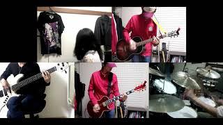 Gambar cover [HD]Domestic na Kanojo  OP [Kawaki wo Ameku] Band cover