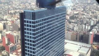 Vuelo en Helicóptero: Ciudad de México y Estado de México HD 1080p
