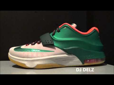 Nike KD 7 Easy Money VII Sneaker Review HD With Dj Delz
