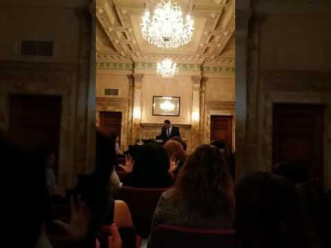 Jonathan's Recital at UIUC