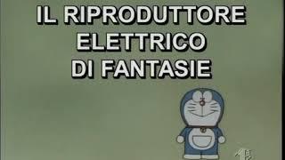 Doraemon Italiano Il Riproduttore Elettrico Di Fantasie