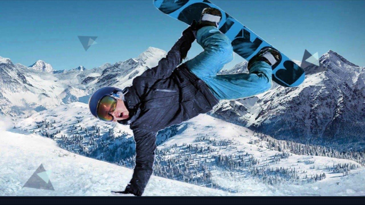 Snowboard Spiel