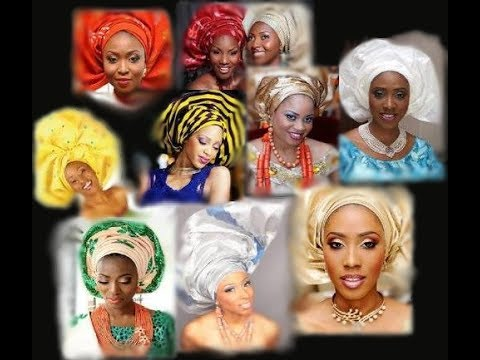 40 Latest Gele Headtie Styles For Nigerian And African