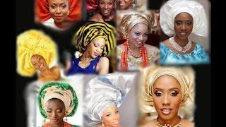40 Latest Gele Headtie Styles for Nigerian and African Women