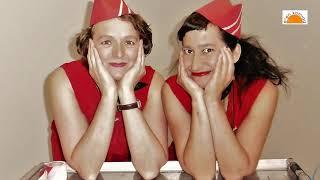 Humoristischer Check-In: Diese Comedy Stewardessen machen Ihren Event ready for take off