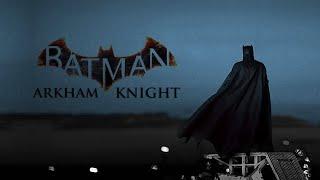Batman: Arkham Knight - Batman V Superman Warehouse Inspired Fight