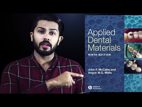 All about Dental Materials (Definition, Properties and Interaction)