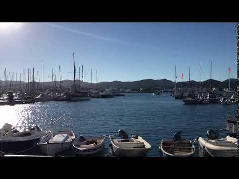 San Antonio harbour, Ibiza
