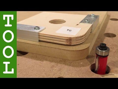 How to Make Corner Radius Templates