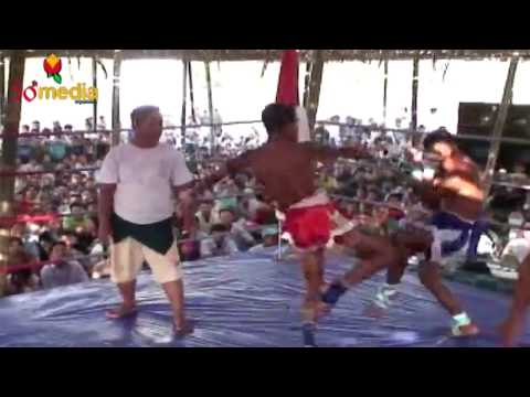 Sitt Min Vs Moe Kyaw - © 50Media Myanmar Channel (Culture Must  prevail The World)