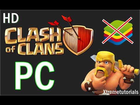 Descargar y jugar Clash oh Clans para PC sin Ipadian ni BlueStacks | 2015 | Español