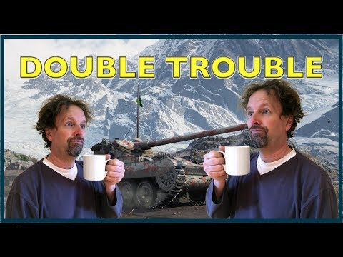 WOT - Double Trouble | World of Tanks thumbnail