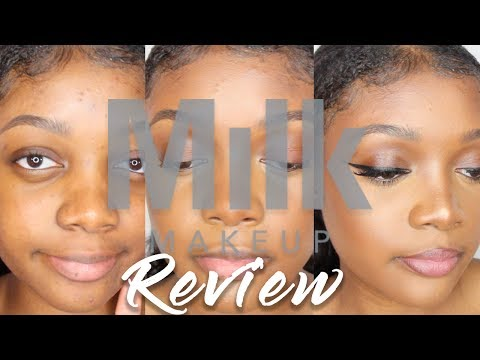 ☀️Milk Sunshine Skin Tint in Deep Review☀️