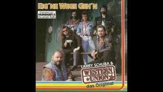 Larry Schuba & Western Union - Komm Baby Tanz Mit Mir