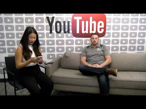 Live Q&A at Youtube HQ!