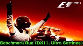 F1 2011 PC - Benchmark Run (DX11, Ultra Settings)