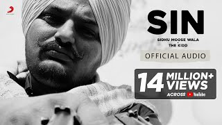 Sidhu Moose Wala - Sin | The Kidd | Official Audio | Latest Punjabi Rap Song