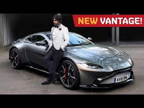 New Vantage! Bond style, AMG Power, British Design! – Full Review