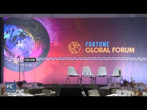 Fortune president: Guangzhou perfect place for discussing future of globalism and China innovation