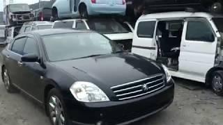 Видео-тест автомобиля Nissan Teana (PJ1-002624, Vq35de.  2003г)